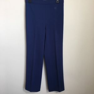 Vintage Givenchy Sport Stretchy Pants Navy